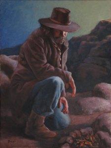 Arizona Daybreak - © 2011 L. Lawrence Bispo