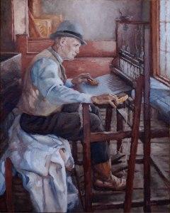 The Weaver © 2014 Bispo